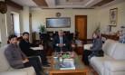 Ak Parti Kahramanmaraş İl Üniversite Teşkilatı, Rektör Deveci'yi Ziyaret Etti