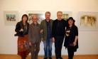 Atilla Atar'in Sanko Sanat Galerisi'ndeki Litografi Sergisi