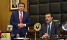 Bakan Tüfenkci'den Büyükşehir'e Ziyaret