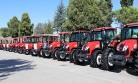 Başak Traktör Ve Başak Agri Bursa Tarım Fuarı'nda
