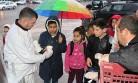 Başkan Bozdağ, Çocukların İçini Isıtmaya Devam Ediyor