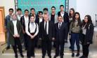 Başkan Mahçiçek, Final Lisesi Kariyer Günlerinin Konuğu Oldu