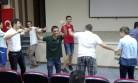 Büyükşehir'den Engellilere Halk Oyunları Kursu