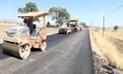 Büyükşehir'den Kürtül Grup Yoluna Asfaltlama Çalışması