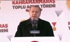 Cumhurbaşkanı Erdoğan; Kahramanmaraş'a Eli Boş Gelinmez