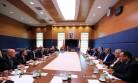Güvenç, Fransız Ulusal Meclisi Terörle Mücadele Araştırma Komisyonunu Kabul Etti