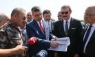Güvenç: Özel Harekat ve Ankara Emniyet Müdürlüğünü Ziyaret Etti