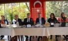 İYİ Parti Kurucu İlçe Başkanları Basınla Buluştu