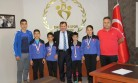 Judo'da Dört Madalya