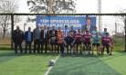 Kütüphaneler Futbol Turnuvası Başladı