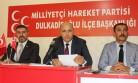 MHP Dulkadiroğlu Teşkilatına Dev Katılım