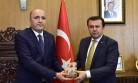 MHP'den Başkan Erkoç'a Anlamlı Hediye