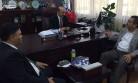 Milletvekili Çitil, Tüfekçi'yi Ziyaret Etti