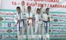 Minik Judocularımız Türkiye Şampiyonasından Madalyalar İle Döndüler