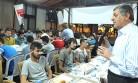 Pakdil, Birlik Vakfı Üyeleri Ve Ak Parti Dulkadiroğlu Teşkilatı İle Bir Araya Geldi