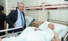 Rektör Deveci 'den Şair Karakoç'a Geçmiş Olsun Ziyareti