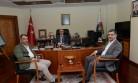 Rektör Prof. Dr. Niyazi Can'a Ziyaretler Devam Ediyor