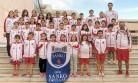 SANKOLU Yüzücüler Yunanistan'dan 29 Madalya İle Döndü