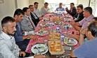 TKDK Pazarcık'ta Genç İşadamları İle Buluştu