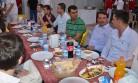 Türkoğlu Belediyesi Komutanlarla İftarda Bir Araya Geldi