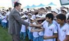 Yaz Spor Okulu'nun 14.'sü Açıldı