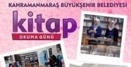 Büyükşehir'den Hanımlara Kitap Okuma