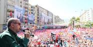 Cumhurbaşkanı Erdoğan Kahramanmaraş'a