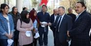 Geleneksel Çanakkale Gezisinde 2. Kafile