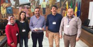 Kahramanmaraş Sosyal Bilimler Lisesi İspanya'da