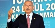 Kılıçdaroğlu: Herkes Elini Vicdanına
