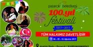 """""""Pazarcık 100. Yıl Festivali"""" 4, 5"""