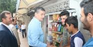 Pazarcık'ta Seçim Çalışmaları Devam