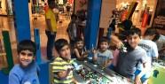 Piazza'da Lego Festivali Heyecanı