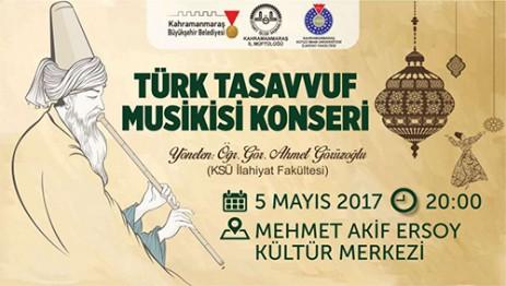 Türk Tasavvuf Musikisi Konseri
