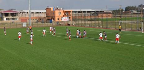 Türkoğlu Belediye Spor Gümbür Gümbür