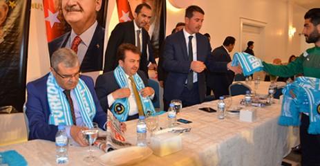 Türkoğlu Belediyespor'un Atkıları Gündem Oldu