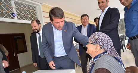 Türkoğlu'nda Referandum Son Hız Devam Ediyor
