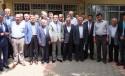 Pakdil ve Ünal Küçük Sanayi Sitesi Esnaflarını Ziyaret Etti