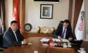 Başkan Çeleğen Ankara'dan Müjdelerle Döndü