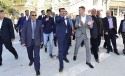 Başkan Erkoç Andırın'da