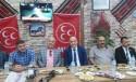 MHP Dulkadiroğlu'ndan Basına İftar