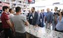 Özdemir Esnaf Ziyaretlerini Sürdürüyor