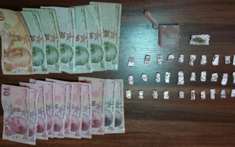 Uyuşturucu Satıcısı 2 Kişi Gözaltına Alındı