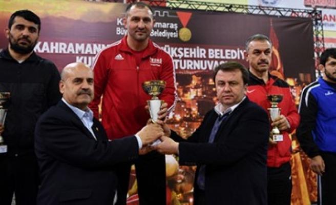 11. Ulusal Kurtuluş Güreş Turnuvası Sona Erdi