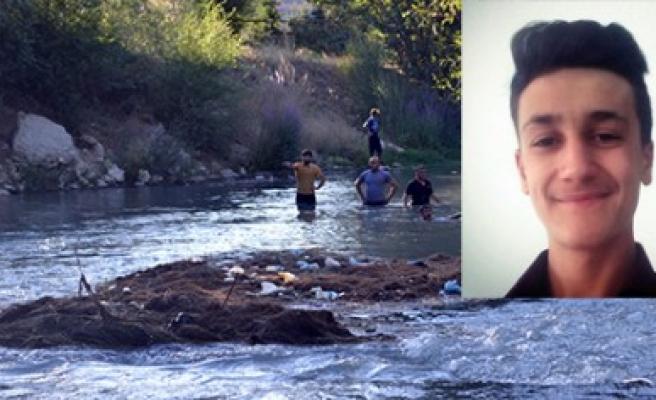 16 Yaşındaki Çocuk, Ceyhan Nehri'nde Boğuldu