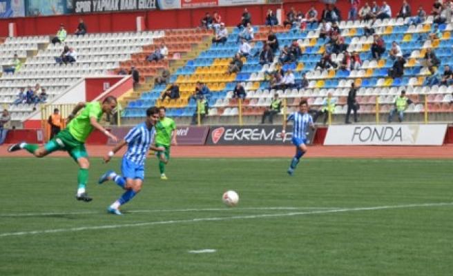 1920 Maraşspor 1-0 Manisa BBSK