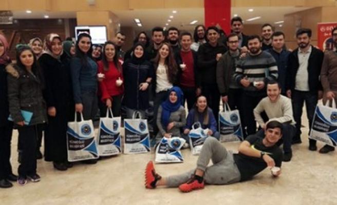 81 İlden 81 Öğrenci Türkoğlu'nda Buluşuyor