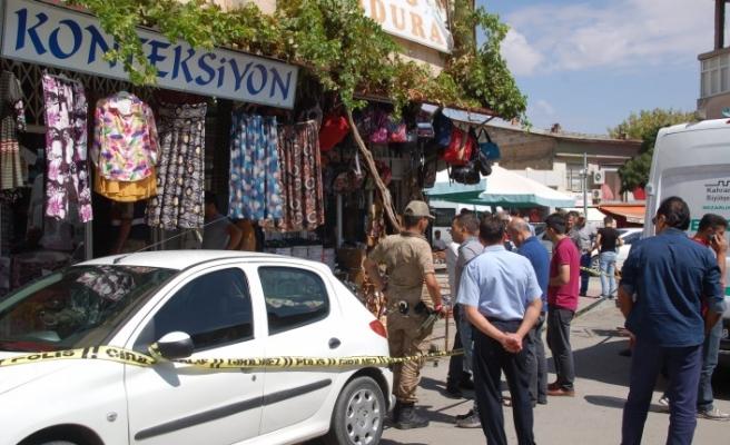 Afşin'de Silahlı Kavga: 1 Ölü, 1 Yaralı
