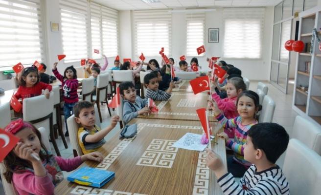 Büyükşehir'in Kütüphaneleri Yeni Eğitim Dönemine Hazır
