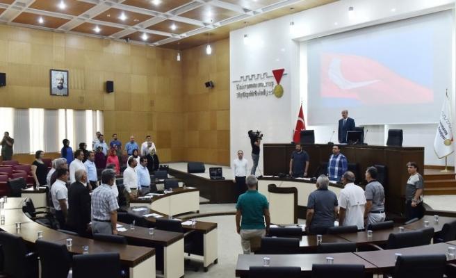 Dulkadiroğlu Belediyesi Eylül Ayı Meclis Toplantısı Yapıldı